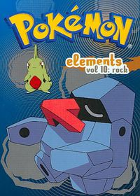 Pokemon Elements V10:Rock - (Region 1 Import DVD)