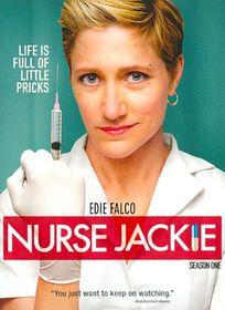 Nurse Jackie:Season 1 - (Region 1 Import DVD)