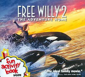 Free Willy 2 - (Region 1 Import DVD)