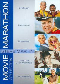 Steve Martin Movie Marathon Collectio - (Region 1 Import DVD)