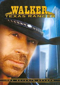 Walker Texas Ranger:Seventh Season - (Region 1 Import DVD)