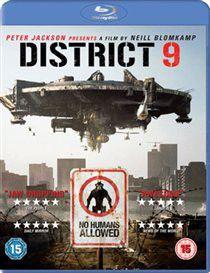 District 9 - (Import Blu-ray Disc)