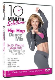 10 Minute Solution - Hip Hop Dance Mix - (Import DVD)