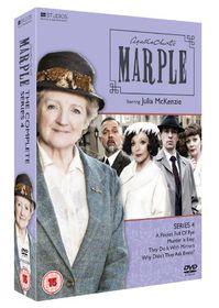 Miss Marple - Series 4 (Julia McKenzie) - (Import DVD)