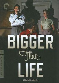 Bigger Than Life - (Region 1 Import DVD)