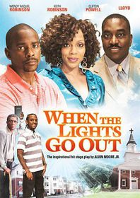 When the Lights Go out - (Region 1 Import DVD)