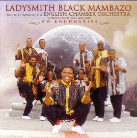 Ladysmith Black Mambazo & The Strings Of - No Boundaries (CD)