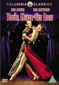You'll Never Get Rich - (Import DVD)