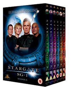 Stargate SG-1: Season 6 (Import DVD)