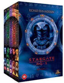 Stargate SG-1: Season 1 (Import DVD)