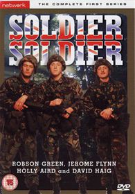 Soldier Soldier-series 1 - (Import DVD)