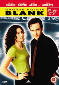 Grosse Point Blank (Import DVD)