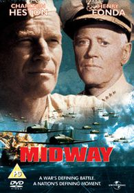 Battle Of Midway (Import DVD)