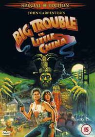 Big Trouble In Little China - (Import DVD)