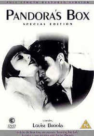 Pandora's Box (Louise Brooks) - (Import DVD)