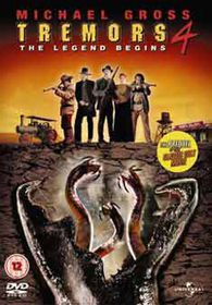Tremors 4 - (Import DVD)