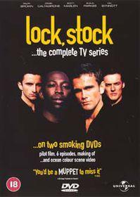 Lock,Stock TV Series (2 Discs) - (Import DVD)