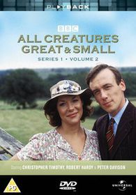All Creatures Great and Small: Series 1 - Part 2 - (Import DVD)
