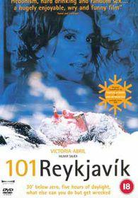 101 Reyjkjavik - (Import DVD)