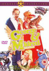 George And Mildred-The Movie  - (Import DVD)
