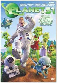 Planet 51 - (Region 1 Import DVD)