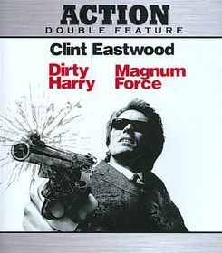 Dirty Harry/Magnum Force - (Region A Import Blu-ray Disc)