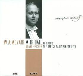 Mitridate Re Diponte - Various Artists (CD)