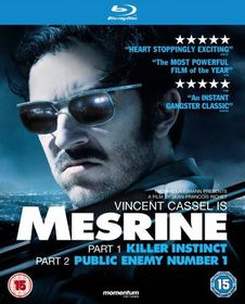 Mesrine: Parts 1 And 2 - (Import Blu-ray Disc)