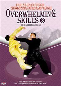 Chen-Style Tai Chi Sparring - Capture & Overwhelming Skills 3 - (Import DVD)