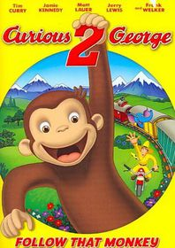 Curious George 2:Follow That Monkey - (Region 1 Import DVD)