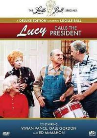 Lucy Calls the President - (Region 1 Import DVD)