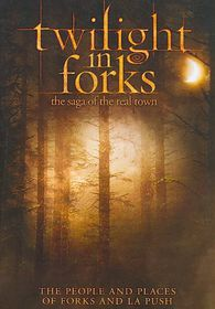 Twilight in Forks - (Region 1 Import DVD)
