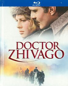 Doctor Zhivago Anniversary Edition - (Region A Import Blu-ray Disc)