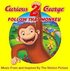 Curious George 2:Follow That Mon(Ost) - (Import CD)