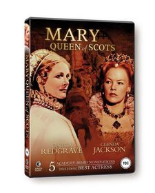 Mary Queen of Scots - (Import DVD)