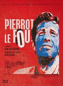 Pierrot Le Fou - (Import Blu-ray Disc)