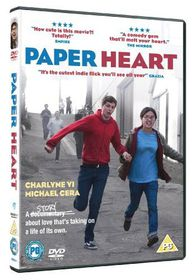Paper Heart - (Import DVD)
