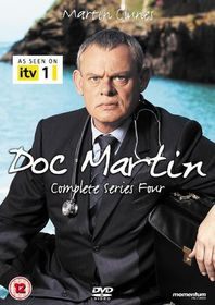 Doc Martin - Series 4 - (Import DVD)
