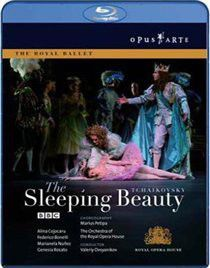 Tchaikovsky - The Sleeping Beauty - (Import Blu-ray Disc)