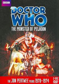 Doctor Who:Ep 73 Monster of Peladon - (Region 1 Import DVD)