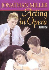 Acting in Opera - (Region 1 Import DVD)