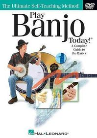 Play Banjo Today - (Region 1 Import DVD)