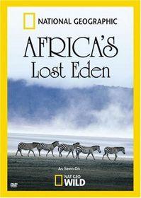 Africa's Lost Eden - (Region 1 Import DVD)