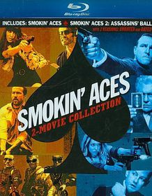 Smokin Aces:2 Movie Collection - (Region A Import Blu-ray Disc)