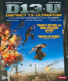 District 13:Ultimatum - (Region A Import Blu-ray Disc)