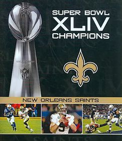 Nfl Super Bowl Xliv Champions - (Region A Import Blu-ray Disc)