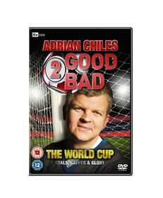 Adrian Chiles: 2 Good, 2 Bad - The World Cup - (Import DVD)