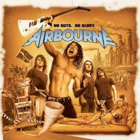 Airbourne - No Guts No Glory (CD)