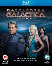 Battlestar Galactica - Series 2 - (Import Blu-ray Disc)