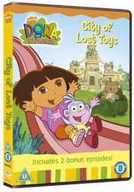 Dora the Explorer-Lost Toys - (Import DVD)